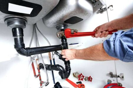 Plumbing Service To Call